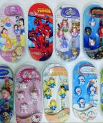 Disney Cartoon character dial wrist watches for kids
