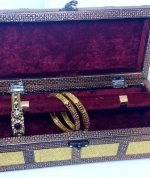 Antique Style Meenakari Bangle Box 3