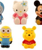 Cute Cartoon Character Piggy Banks