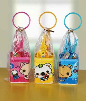 Hello Kitty Stationery Holder Set-Multi Colors 2