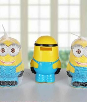 Minions Kiddy Bank