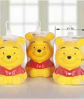 Winnie The Pooh Shaped Money Bank