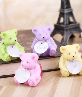 Bear Shaped Dual Eraser+Sharpener for Kids2