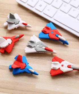 Creative-Airplane-Children-Eraser-Set-School-Supplies-Student-Stationery-Rubber-Eraser-Correction-Supplies-Kids-Cute-Toy